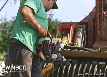 A Taste Of A Day With Winsco Land Clearing