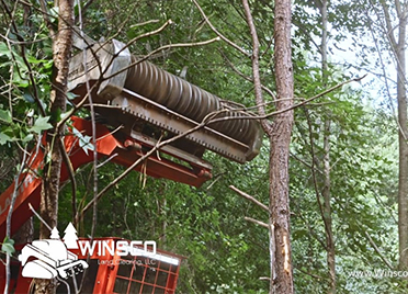Winsco Land Clearing | Cannons Campground Road